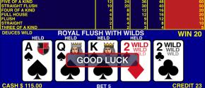 Video Poker Deluxe